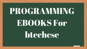 PROGRAMMING EBOOKS  Download| ANDROID |C & C++ C# |JAVA |PHP |PYTHON